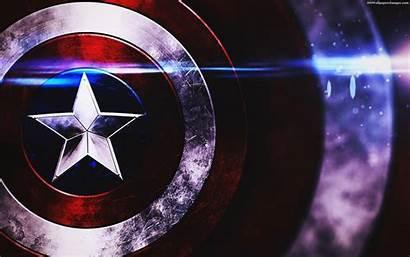 Captain America Shield Wallpapers Super Marvel Desktop