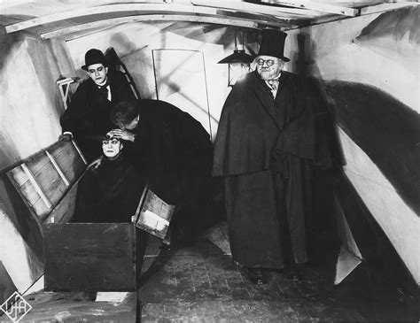 Das Cabinet Des Dr Caligari by Das Cabinet Des Dr Caligari 1920 Masters Of Cinema