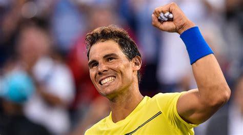 ATP rankings: Nadal retains top spot