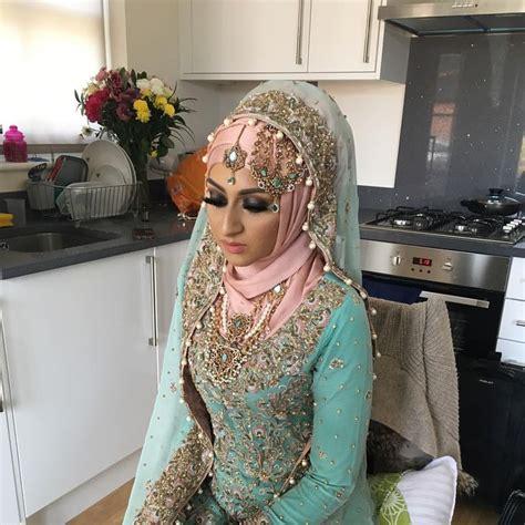 images  dulhan hijab  pinterest south