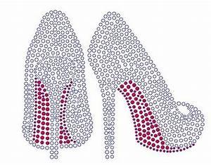 high heel shoe design template - 71 beste afbeeldingen over patrones strass op pinterest