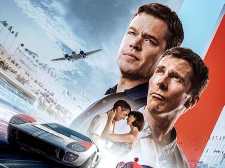 20th century fox has released the second trailer for ford v ferrari, which tells. ver Le Mans '66 (2019) pelicula completa en espanol