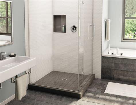 recessed shower shelf redi niche single recessed shelf 1614s floor source and