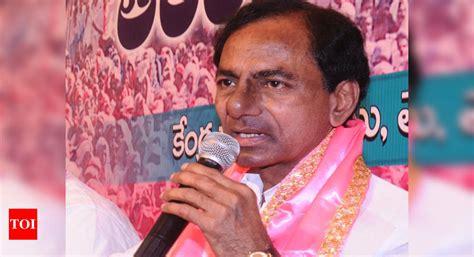 Telangana CM wants DPR on Regional Ring Road   Hyderabad ...