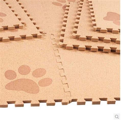 cork jigsaw flooring cork floor mats promotion shop for promotional cork floor mats on aliexpress com