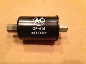 Buy Nos 65 Corvette Ac Fuel Filter Gf416 Chevelle Z16 396