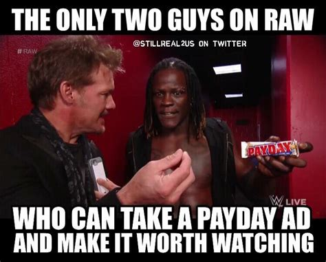 Chris Jericho Memes - 19 chris jericho memes that tell the story of his current wwe run stillrealtous com