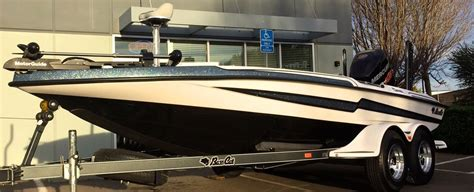 Bass Pro Boat Trailer Jack by 2015 Basscat Caracal For Sale Priced To Move Fast