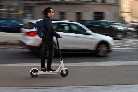 e scooter zulassung 2018 e scooter zulassung versicherung kaufen autobild de