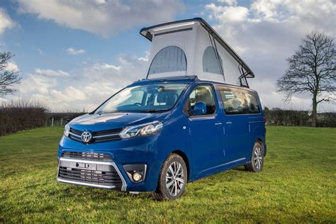review toyota proace wellhouse lerina camper