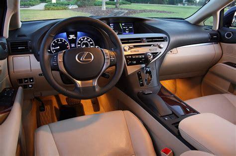 lexus rx  driven top speed