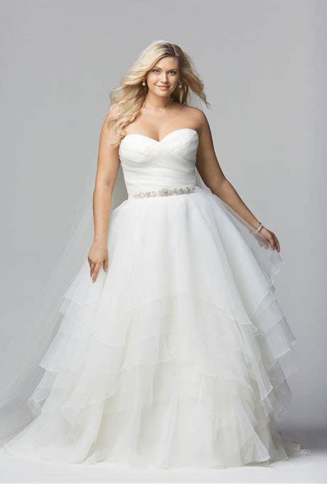 best wedding dress designer best wedding dresses designers for plus size brides collection
