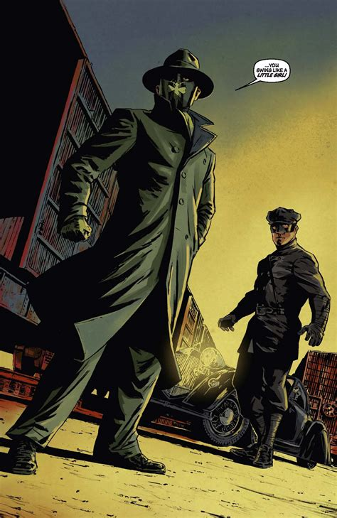 dynamite  green hornet year  omnibus vol  collection