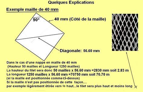 nappe de filet de pche filets de p 202 che nappes monofilament nappes monofilament pour tramail
