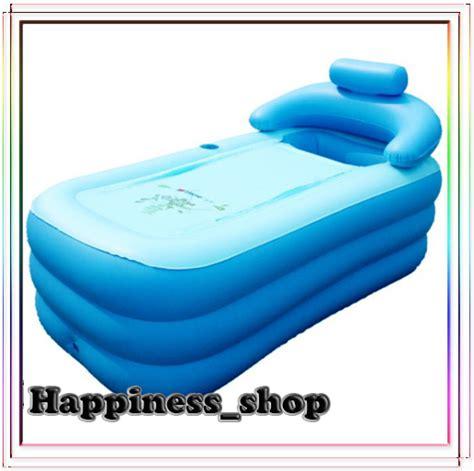 wholesale retail adult spa folding portable bathtub