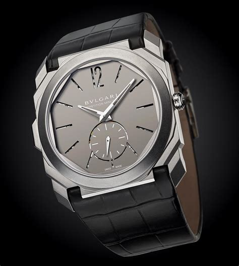 Bulgari - Octo Finissimo Minute Repeater | Time and ...