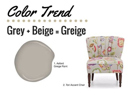 color trend greige front door blog