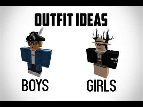 Hmongbuy.net - Roblox - BEST OUTFIT IDEAS 2017 (BOYS AND GIRLS) NEW!
