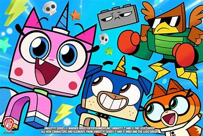 Unikitty Cartoon Network Greenlights Tv Wba