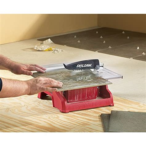 skil tile saw skil 3540 02 7 inch tile saw