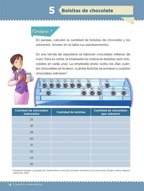 desaf 237 os matem 225 ticos libro para el alumno quinto grado 2016 2017 p 225 91 de 224