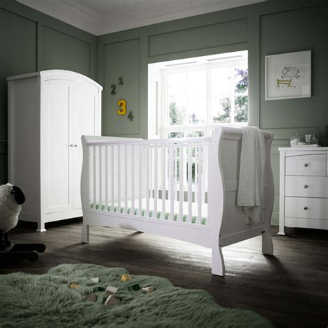izziwotnot bailey 3 nursery furniture room set ebay