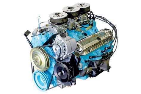 Tri Power Engine detailing tiemann s tri power 389 part 1 high