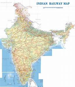 Rail Maps Indian Rail Day To Day