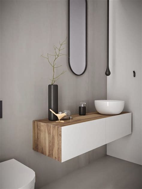 Minosa Design: Powder Room Something different is