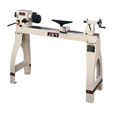 product jet woodworking lathe    model jwl