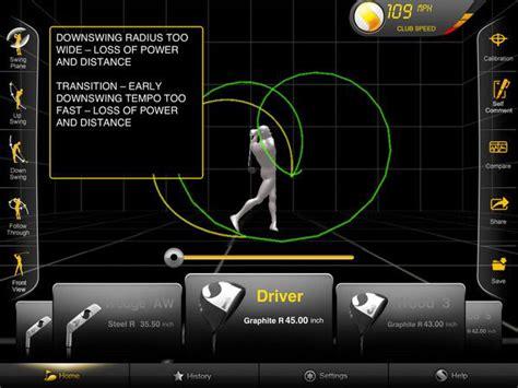 swing analyzer golfsense world s 3d swing analyzer extravaganzi