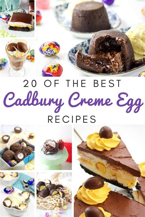 Beans and lentils contain lots of fibre, but they also contain raffinose. 20 Amazing Cadbury Creme Egg Recipe Ideas to Make This ...
