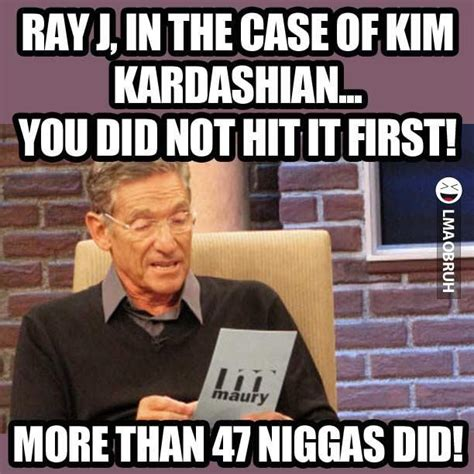 I Hit It First Meme - 29 best maury meme images on pinterest maury meme funny stuff and funny things