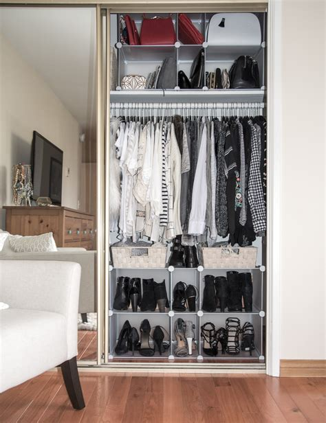 how to organize your closet with bed bath beyond
