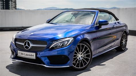 Mercedes C Klasse Cabrio 2016 by 2016 Mercedes C Class Cabriolet Launched In Malaysia