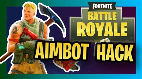 fortnite aimbot hack mod xbox playstation pc tutorial