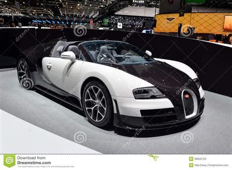 Bugatti Veyron White And Black by Bugatti Veyron Editorial Stock Photo Image 38956723