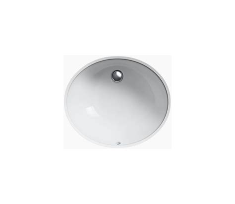 Caxton Sink K 2210 by Faucet K 2210 0 In White By Kohler