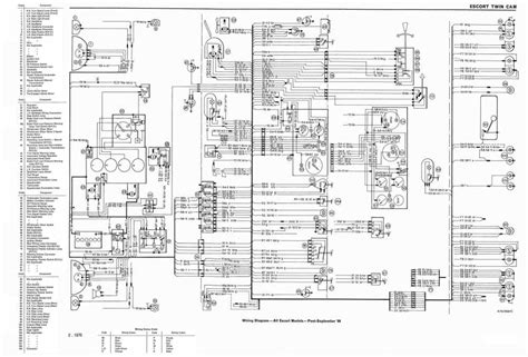 ford falcon ef wiring diagram somurich