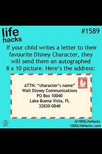 17 best images about helpful hints on pinterest disney With sending wedding invitations to disney characters