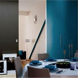 Deco Avec Du Gris : couleur salon le bleu pour le salon on dit oui d co ~ Zukunftsfamilie.com Idées de Décoration
