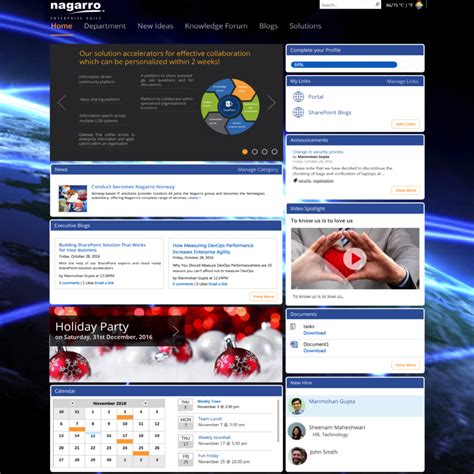 Sharepoint Portal Templates by Find The Best Sharepoint Intranet Templates Collab365