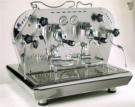 We don't sell coffee machines that can't make real espresso. Bezzera Galatea - Espresseur Australia