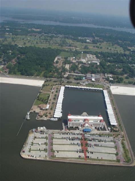 Pre-Katrina: Aerial photographs