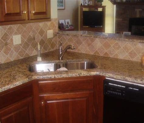 kitchen granite countertops and backsplash ideas best 25 santa cecilia granite ideas on 9382