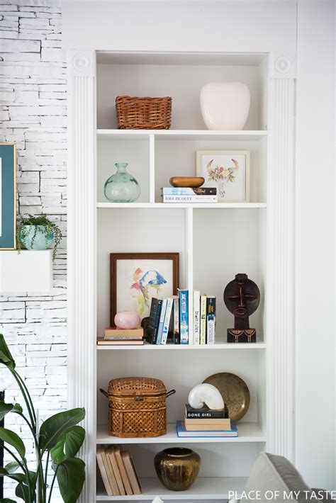 White Backless Bookcase by Ikea Hacks A Diy Upholstered Malm Headboard
