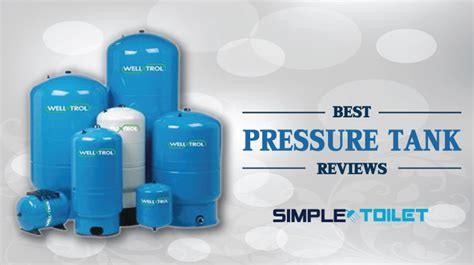 [recommended] Best Well Pressure Tank