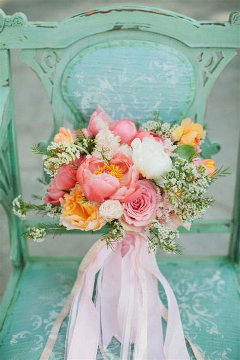 25 Best Ideas About Coral Peonies On Pinterest Wedding