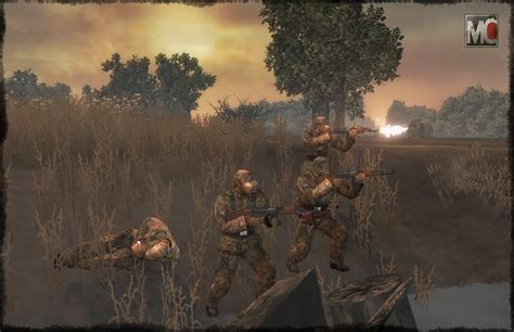 coh modern combat militia squad armed with type 56 image company of heroes modern combat for company of heroes