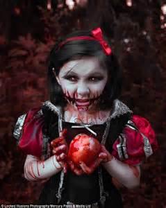 Pumpkin Contest Winners by Brit Bentine Creates Picture Series Featuring Children As